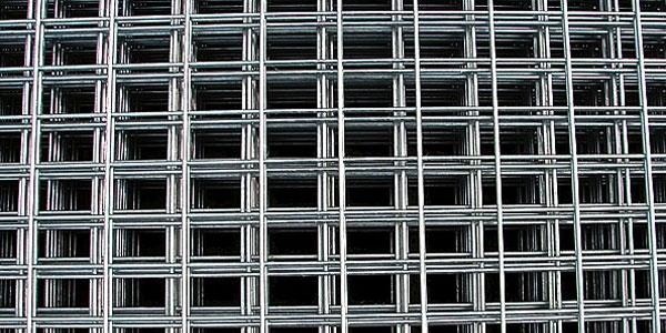 Welded Mesh Panel - Securimesh